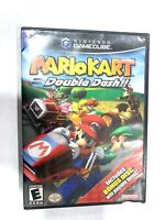 Mario Kart: Double Dash!! (Nintendo Game Cube) Complete -- with bonus disc
