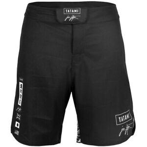 Tatami Fightwear Kanagawa Fight Shorts - Black