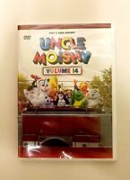 Rare Uncle Moishy Volume 14 DVD by Suki & Ding New & Sealed
