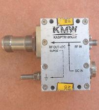1pc Kmw Kasptr180002 0.7-2.5Ghz Rf Coaxial Polarizer