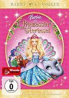 Barbie als: Prinzessin der Tierinsel von Greg Richardson   DVD   Zustand gut