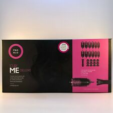 Pro Blo CurlME Ultimate Deluxe Blow Dry Hair Brush #8374 NEW DAMAGED BOX