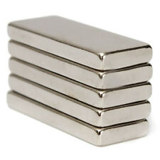 10pcs 25 x10 x 3mm Super Strong Block NdFeb Magnets Rare Earth Neodymium N52
