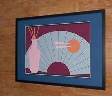 MONROE mendesohn stampa - 50x70cm CORNICE VINTAGE SilkScreen, Astratto Wall Art