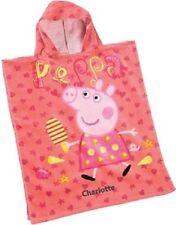 Children's Peppa Pig Poncho Towel