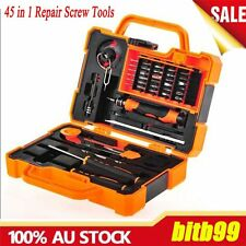 45 in 1 JM-8139 Precision Screwdrivers Repair Tools Kit Set For RC PC Computer A