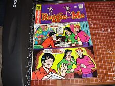 REGGIE and ME #84 - Archie Comics - January 1976 Astrology Veronica is a Virgo