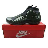 Nike Air Flightposite Legion Green 2018 Basketball Shoes AO9378 300 Mens Size