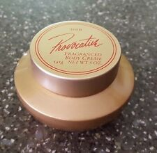 Avon Provocative Fragranced Body Creme 5 oz / NOS Cream