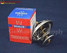 BMW E30 E36 E34 318i 325i M3 Engine Coolant Thermostat Wahler 1153172100275