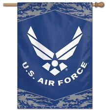 """New listing U.S. Air Force 28""""X40"""" Banner Flag Brand New Wincraft"""