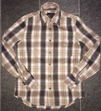 DSQUARED2 F/W 2002 HOMELESS TARTAN HEMD SHIRT 50 WOOL WOLLE PULLOVER hot legacy