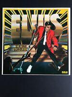 ELVIS PRESLEY THE SUN COLLECTION Vinyl LP RCA NL 42757 Mono VG+/VG+ Black Label