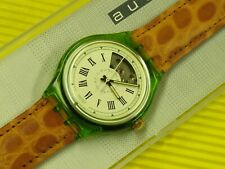 AUTOMATIC Swatch GRAN VIA in NEU & OVP - SAG100 Automatik