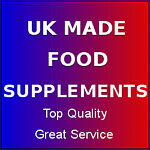 UK Made Food Supplements