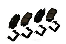 Disc Brake Pad Set-Ceramic Disc Brake Pad Front ACDelco Pro Brakes 17D1421CH