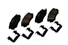 Disc Brake Pad Set-Ceramic Disc Brake Pad Front ACDelco Pro Brakes 17D1421CH