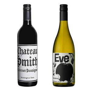 Charles Smith Washington State Pair – Chateau Smith Cabernet & Eve Chardonnay