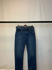 Men's Superdry Blue Denim Jeans Still With Tags Waist 33 Leg 34
