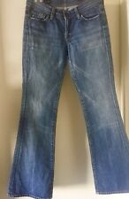 Citizens of Humanity Women's Flared Jeans by Jerome Dahan Size 26 USA