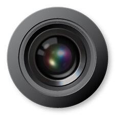 Porte clé Keychain Ø45mm Objectif Camera Video Movie Camera