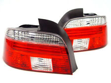 DEPO Facelift Style Red/Clear Tail Light Rear Lamp For 1997-2000 BMW E39 Sedan