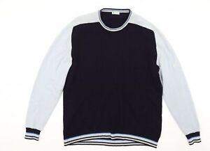 Pringle Mens Blue   Pullover Jumper Size 2XL