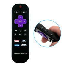 Replace Lost Remote Control fit for Sharp Roku Ready TV LC-50LB371U LC-43LB371C