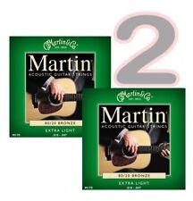 Corde acustici Martin per chitarre e bassi