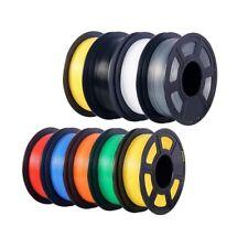 10Colors PLA 1.75mm 10m/Roll 656 Feet 3D Printer Filament Consumable Material