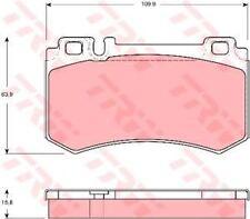 MERCEDES SLK230 R170 2.3 Brake Pad Fitting Kit Rear 96 to 04 TRW 0041217000 New