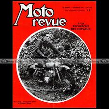 MOTO REVUE N°1677 TRIAL CHRISTIAN RAYER ★ SIMSON STAR & HIRONDELLE ★ AJS 1964
