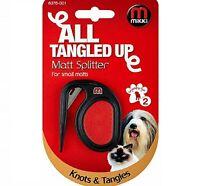 MATT SPLITTER - (cats & dogs) - Mikki Knots Tangles Pet Grooming BladeTool bp