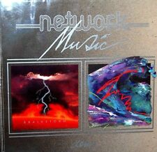 Network Production Music DEMO-93 CD ( Track 1: Brainstorm, Track 2: Shockwave )