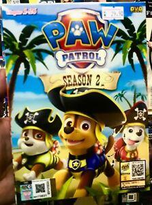 PAW Patrol (Season 2: Chapter 1 - 26) ~ All Region ~ Brand New & Factory Seal ~