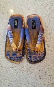 Pedro Garcia for Raquel Allegra flip flop sandals 39 / 9