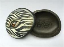 Olszewski Disney Artist Nature's Treasures Zebra African Series New