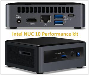 ✅INTEL NUC 10 Performance kit NUC10i3FNKN GEN-10 i3-10110U   4MB CACHE   2.10GHz