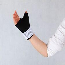 Elastic Wrap Wrist Thumb Hand Palm Brace Support  Splint Sports Gloves