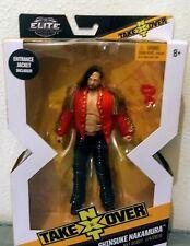 WWE NXT Takeover Elite Collection Shinsuke Nakamura Action Figure New!