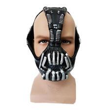 Christmas Batman Vengeance of Bane Latex Mask Dark Knight Full Headgear