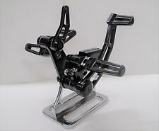 OUTLAW CYCLE PRODUCTS 82-94 FXR BLACK FORWARD CONTROLS HARLEY FXRS FXRP