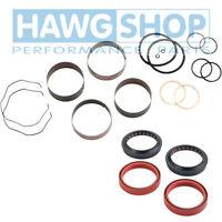 Reparatursatz Gabel mit Simmerringen und Gleitbuchsen für Honda Kawasaki Yamaha