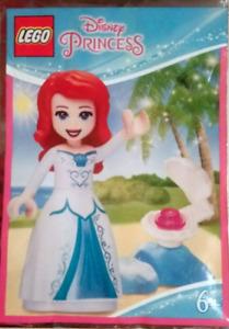 LEGO Disney Princess - Ariel - Foil Pack - 302106 dp108 - New & Sealed 2021