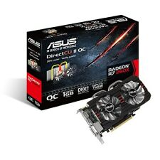 VGA ASUS R7 260X 1GD5, PCI-EXPRESS 3.0, HDMI, scheda video DX12 Video card
