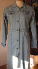 Markenlose Damenjacken & -mäntel aus Baumwolle ohne Muster mit Knöpfen