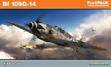 Eduard 1/48 Messerschmitt Bf-109G-14 Profipack # K82118