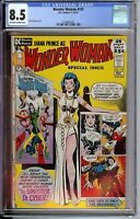 Wonder Woman # 197 CGC 8.5 ow/wp
