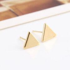 Hot Fashion Women Earring Hollow Geometric Bar Circle Ear Stud Earrings Jewelry