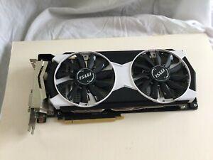 MSI Armor 2X GeForce GTX 980 TI 6GB OC (GTX 980TI 6GD5T OC)